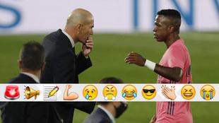 Hay muchos culpables...  y Zidane es uno de ellos