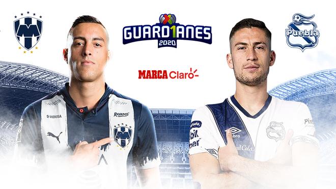 Liga MX hoy en vivo: Rayados vs Puebla en directo online.