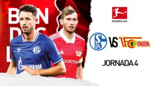 Schalke 04 vs Union Berlin: Horario y dónde ver