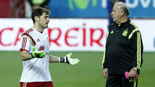 """Casillas: """"Puyol llegó a decirme que le daban ganas de darme dos leches; y a mí también..."""""""
