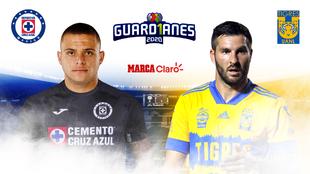 Liga MX hoy en vivo: Cruz Azul vs Tigres en directo online desde el...