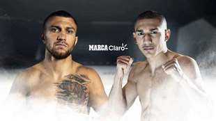 Toque de queda pelea estelar de box azteca hoy: Vasiliy Lomachenko vs...