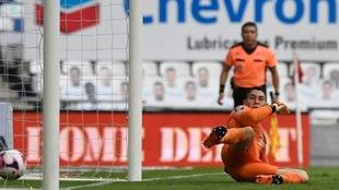 Monterrey suma 26 partidos consecutivos recibiendo.