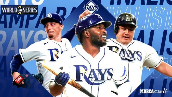Los Rays eliminan a los Astros y se meten a la Serie Mundial de las Grandes Ligas