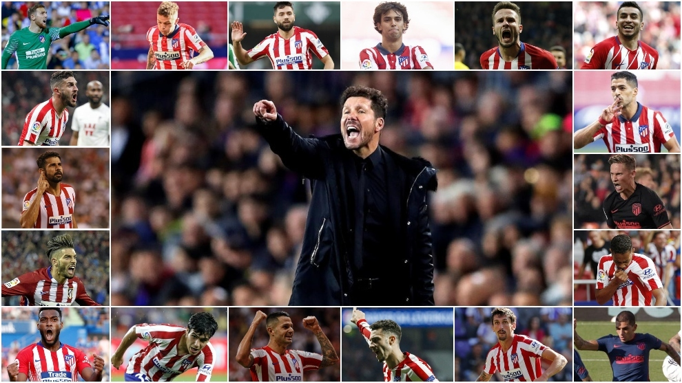 Simeone has everyone on his side
