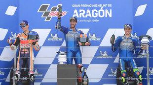 Fiesta española en MotoGP