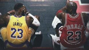 West, Bird, Magic, Jordan, LeBron, todos los MVP de las Finales
