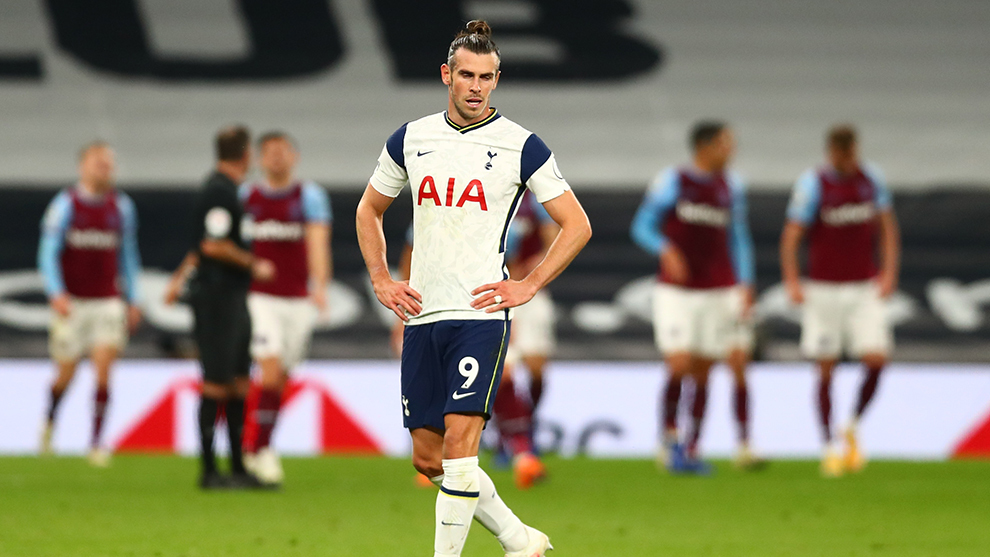 ¡A romperla! Así fue el debut de Gareth Bale con el Tottenham