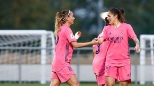 Kosovare Asllani y Jéssica Martínez, goleadoras ante el Rayo...