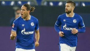 Ante el Union Berlin en la jornada 4 de la Bundesliga.