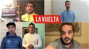 Todas las respuestas sobre La Vuelta ciclista a España 2020