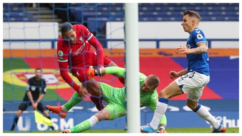 Liverpool confirme l'étendue de la blessure de Van Dijk