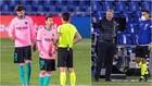 Las 'quejas' del Barça