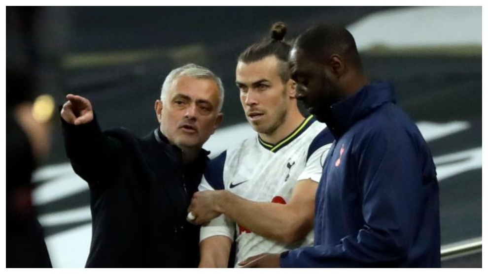 Mourinho: I don't think Bale's debut distracted Tottenham