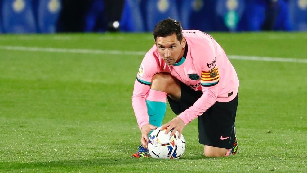 Barcelone se lance dans des matchs difficiles sans Messi en pleine forme