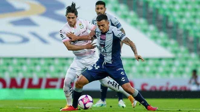Santos vs Pachuca en vivo el partido de hoy