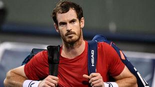 Andy Murray, en el Open de Australia.
