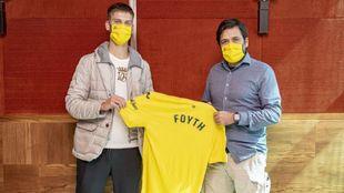 Juan Foyth, nuevo jugador del Villarreal