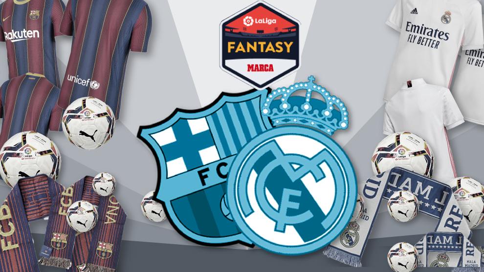El partidazo Fantasy viene cargado de premios