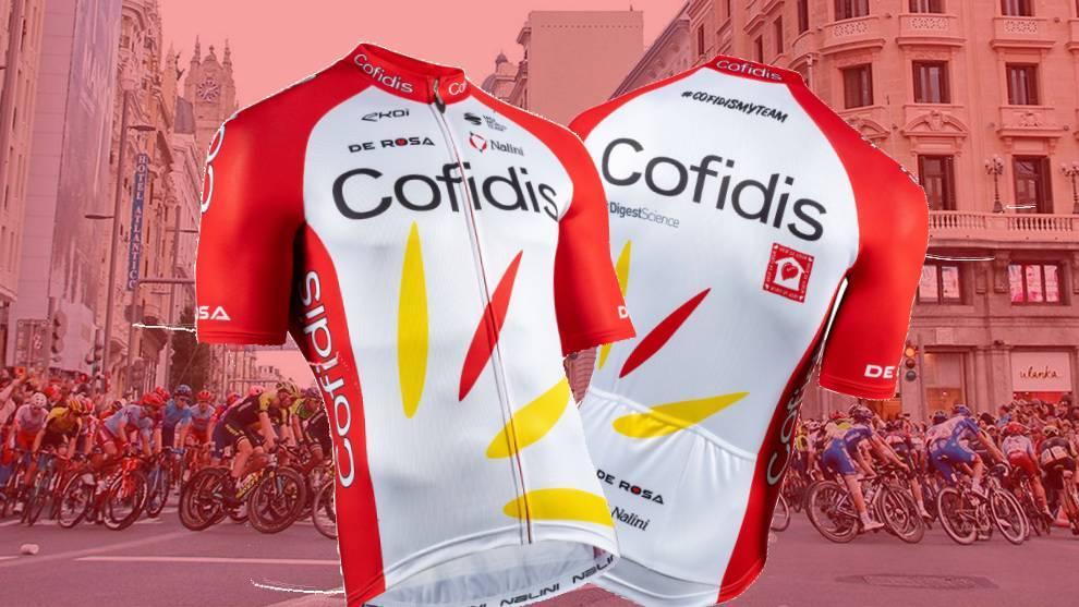 ¡Ya tenemos ganadores de los maillots oficiales del equipo Cofidis de la Vuelta a España 2020!