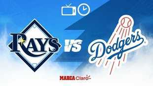 Dodgers vs Rays canal TV