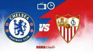 Chelsea Sevilla Champions Canal