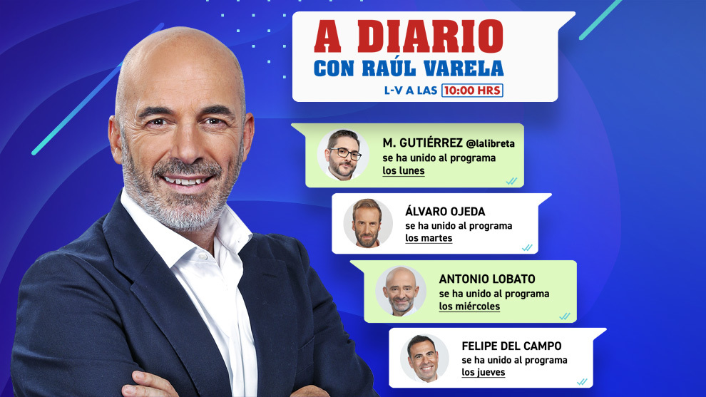 Fichajes de Champions en A Diario de Radio MARCA