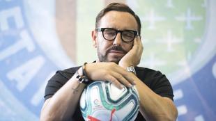 Bordalas, entrenador del Getafe