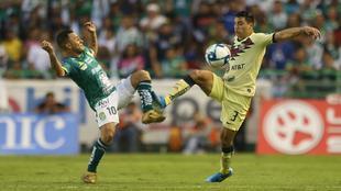 León vs América: En vivo, jornada 14 Liga MX.