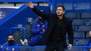 Frank Lampard, en un partido reciente.