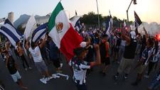 Afición de Rayados prepara viaje a Mazatlán
