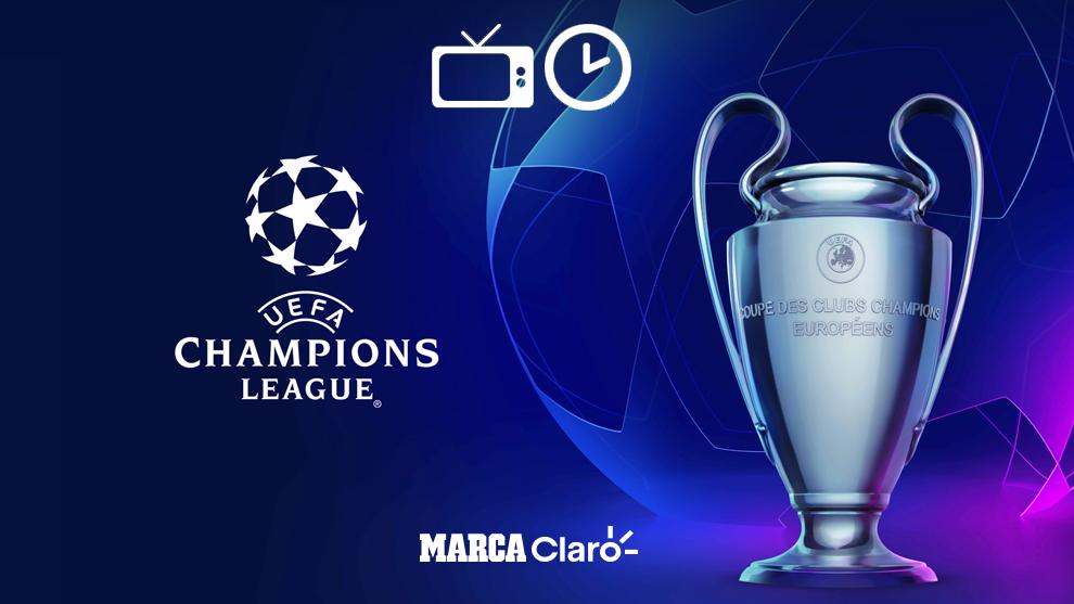 Jornada 1 de la Champions League: ¿Cómo, cuándo y dónde ver los...