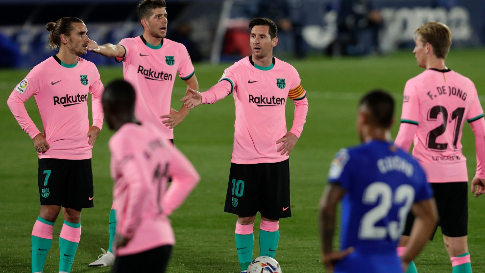 Is it Messi's final Champions League campaign with Barcelona?