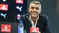 """Angelo Carbone sobre el apellido Maldini: """"En la historia del fútbol no existe algo parecido"""""""