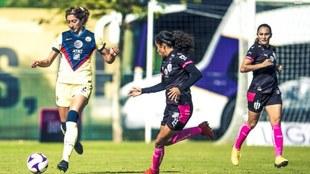 Monterrey vence al América en Coapa.
