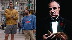 La conexión del 'actor' Juancho Hernangómez con la película 'El Padrino'