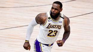 La película mágica de los Lakers en Orlando con imágenes nunca vistas