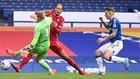 El árbitro del VAR del Everton-Liverpool no sabía que se podía expulsar a Pickford