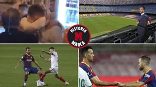 Pjanic, de las lágrimas al Camp Nou