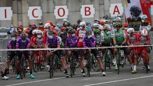Horario y donde ver en TV la etapa 2 de la Vuelta a España: Pamplona...