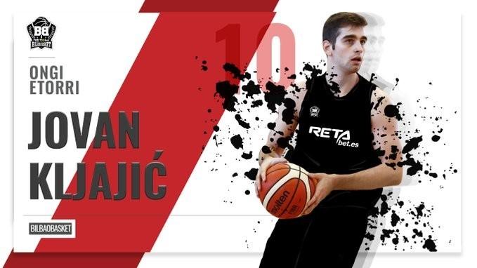 Jovan Kljajic renueva con el Granca hasta 2025 y se marcha cedido al Bilbao
