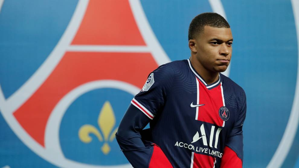 PSG consider selling Mbappe, but Real Madrid aren't the only option - MARCA.com