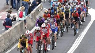 Horario y donde ver en TV hoy la etapa 3 de la Vuelta a España:...
