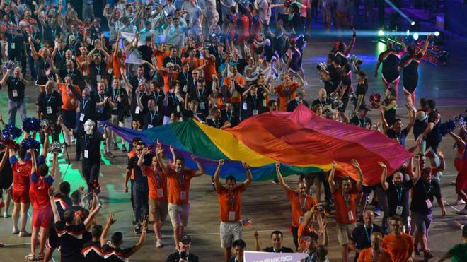 Valencia quiere organizar los Juegos Gays de 2026