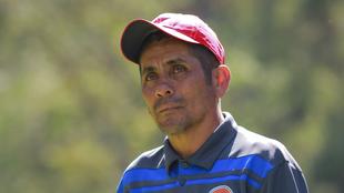 Jorge Campos, exportero de la selección mexicana.