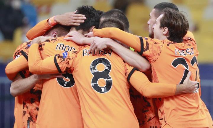 Partidos De Hoy Dinamo De Kiev Vs Juventus Resumen Resultado Y Goles Marca Claro Mexico