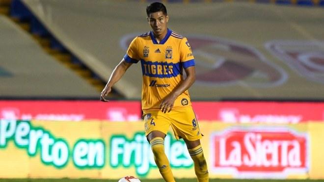 Hugo Ayala se integra a los entrenamientos de los Tigres.