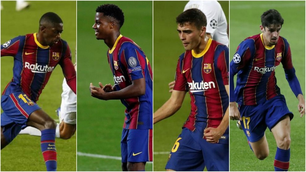 Barcelona's next generation is on its way