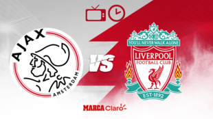 Ajax vs Liverpool: Horario y dónde ver en vivo.