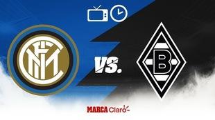 Inter vs Borussia Mönchengladbach ¿cómo ver en vivo el partido de...